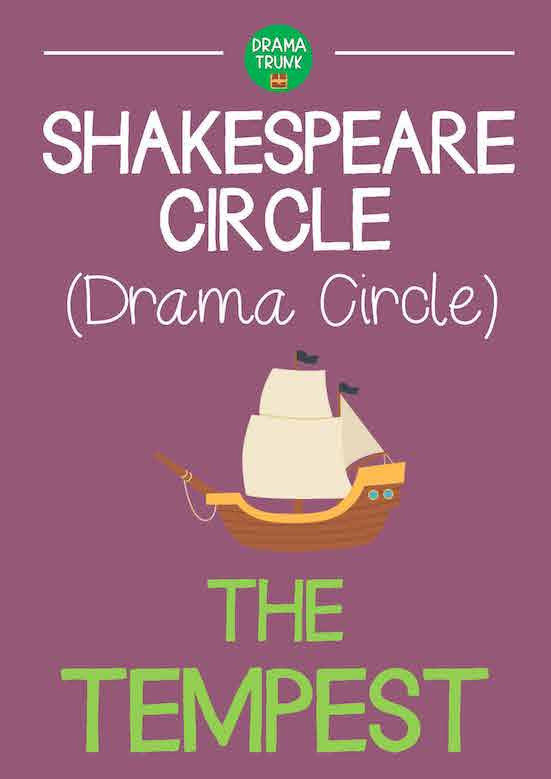 The Tempest Shakespeare Circle Acting Script for Teens