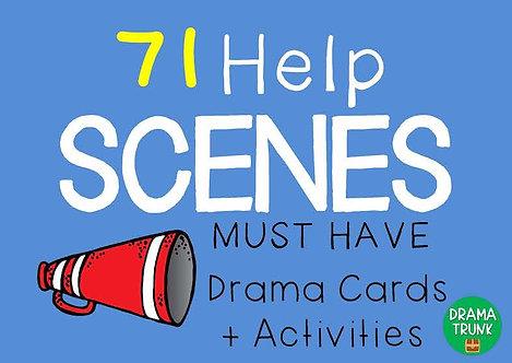 HELP SCENES