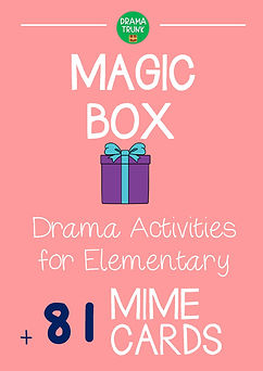 Drama Mime Games and Activities