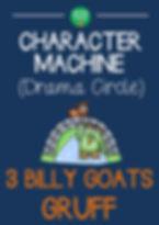 Character Machine Drama Circle