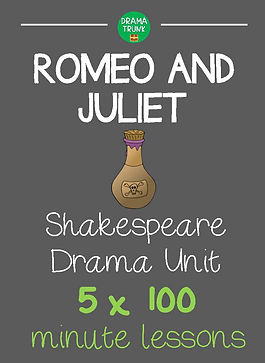 Romeo and Juliet Play Script