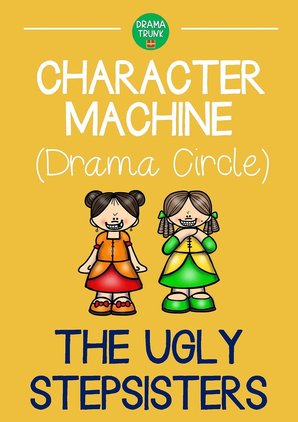 UGLY SISTERS Drama Circle Readers Theatre Acting Script for Kids and Teens