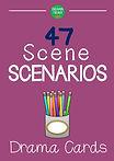Drama Scenario Cards