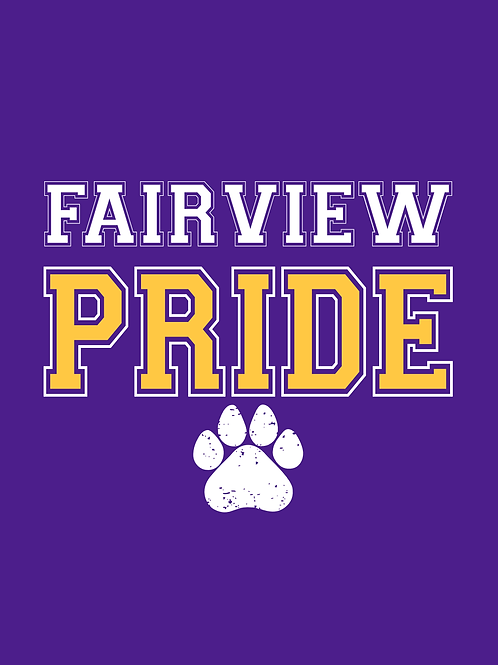 Adult & Youth - Fairview Pride T-shirts