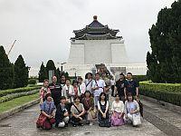 台湾旅行にて
