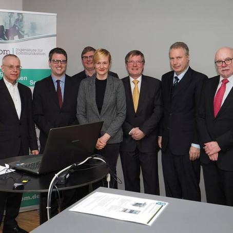 Pressemitteilung von IfKom zur Podiumsdiskussion vom 18.01. in Hagen - Industrie 4.0