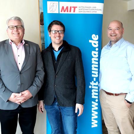 MIT-tagsgespräch der MIT Unna