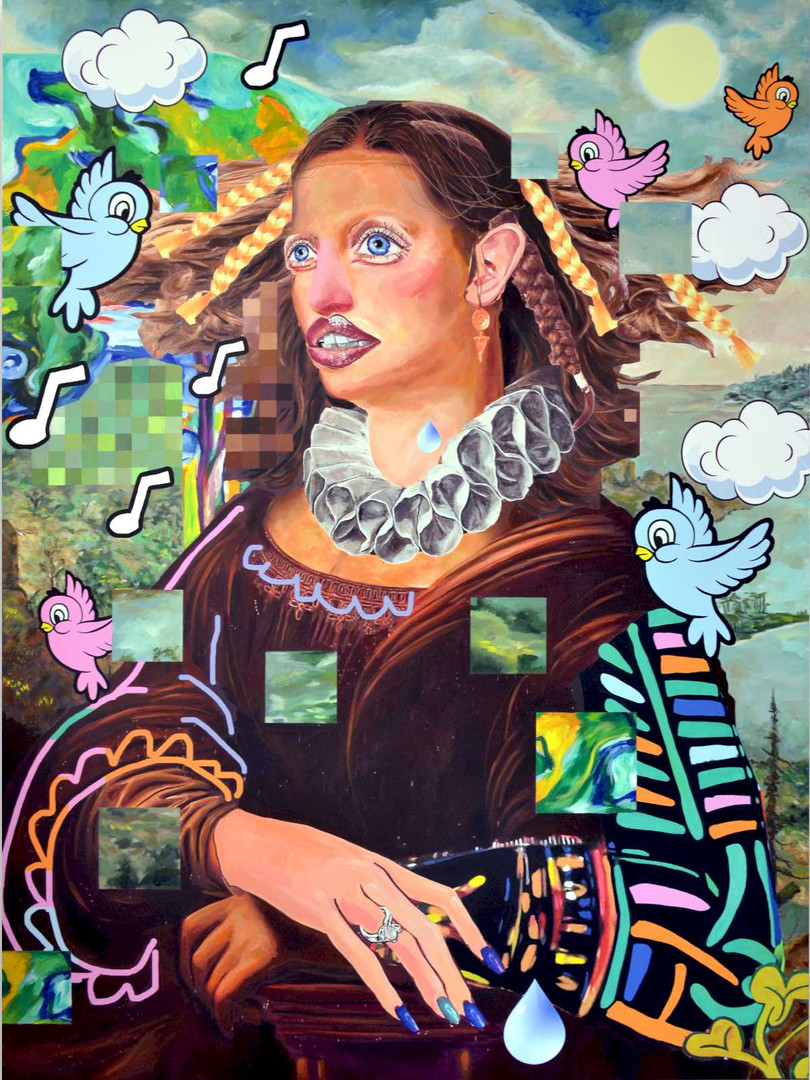 'Mona,' Allison Zuckerman