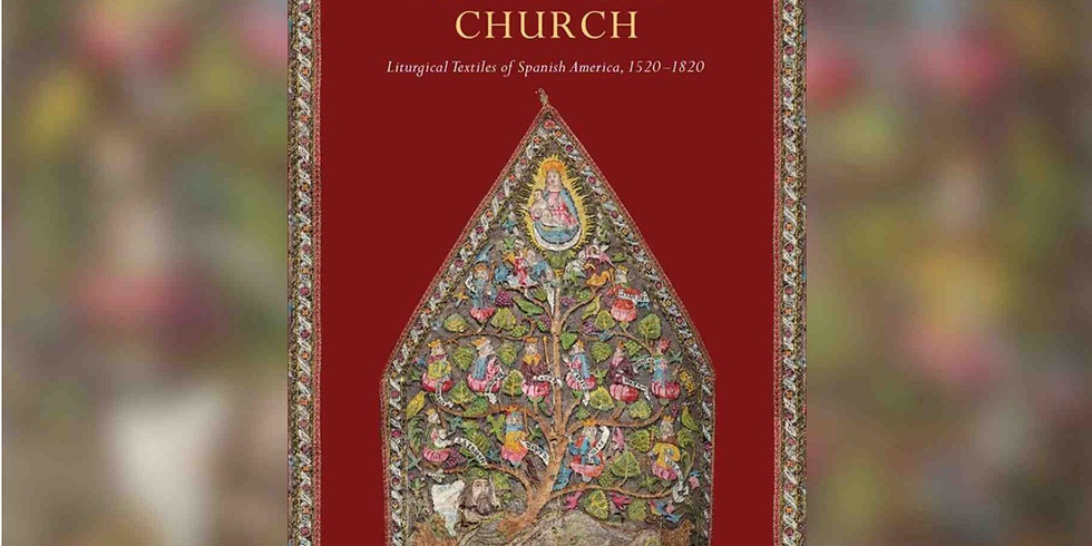 Maya Stanfield-Mazzi Book Launch: Clothing the New World Church