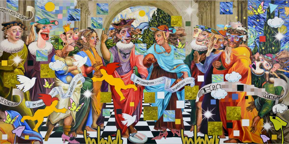 'Athenian Scholars,' Allison Zuckerman, 2019