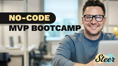No-Code MVP Bootcamp