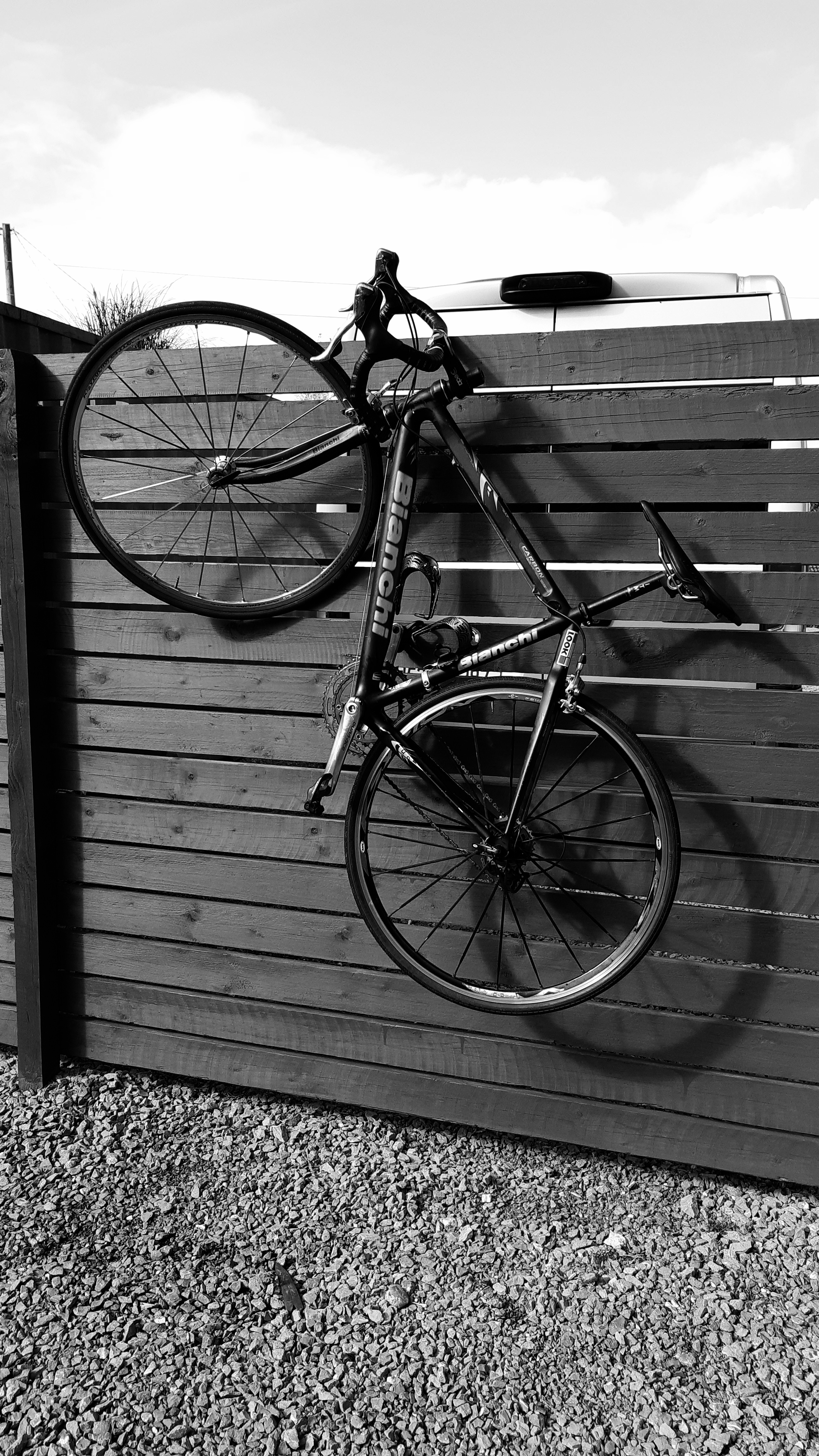 Bianchi Racing Bicycle