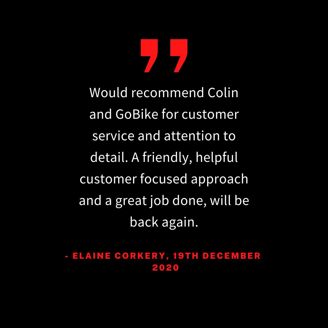 GoBike Customer Testimonial