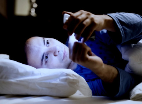 5 Ways to reduce anxiety at night time