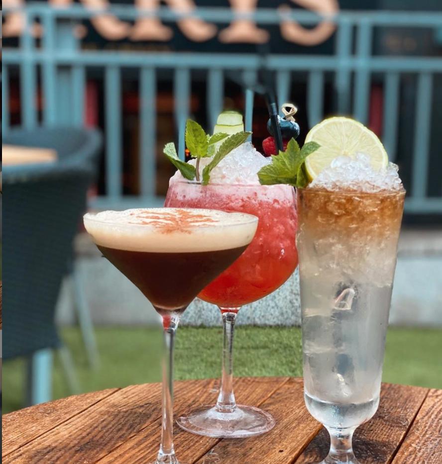 Harrys cocktails