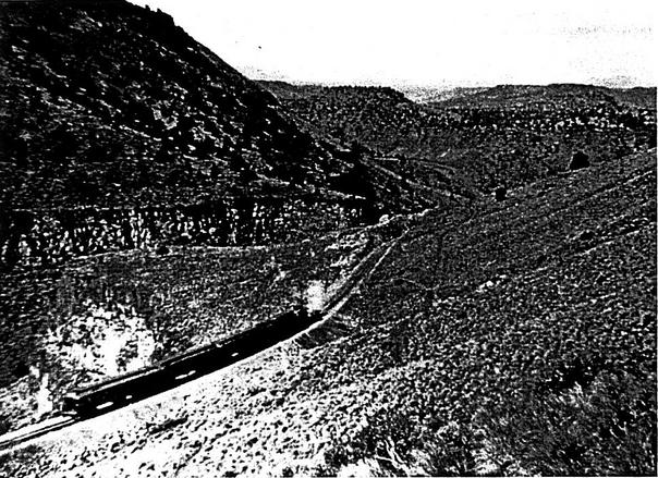 Willow Creek Canyon, 1914