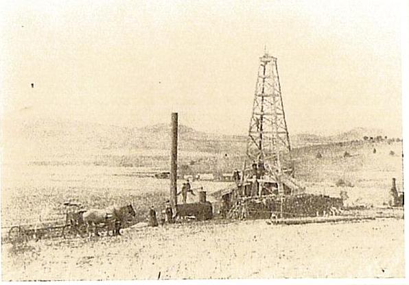 Gray Butte, 1905