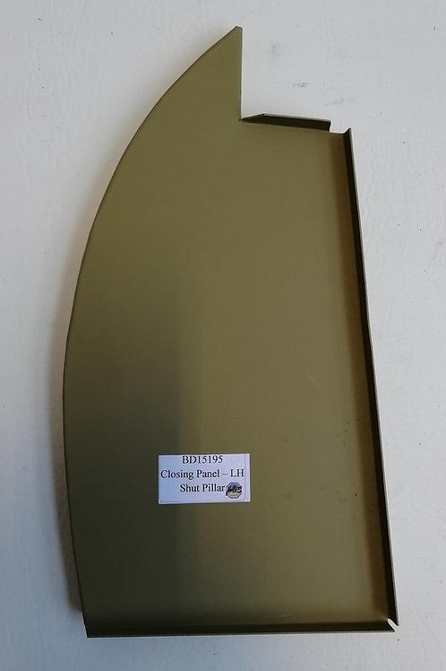 BD15995 - Closing Panel For LH Shut Pillar