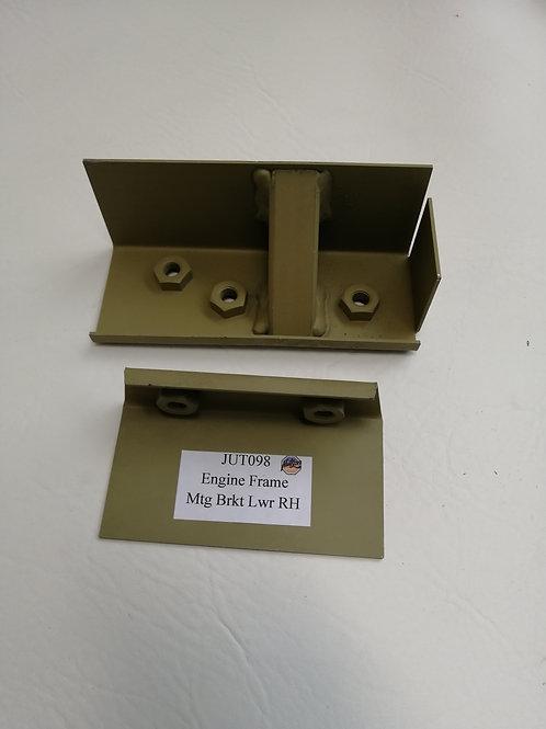 BD15159 - Engine Frame MTG Bracket LWR RH