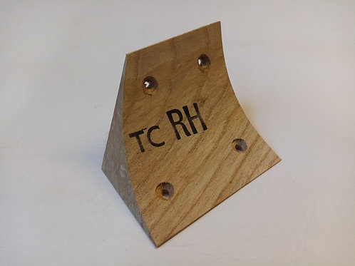 TC041 Rear Angled Corner Timber RH