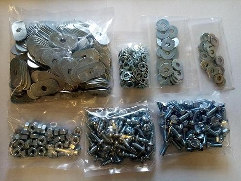 Bonnet Screw & Fixing Kit - S1 & S2