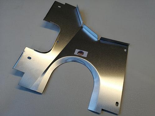 BD20048 - Splash Shield 6 Cyl RH - Ali