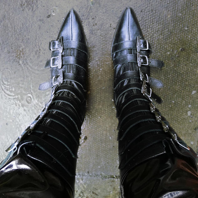 'Put Yourself in my Shoes' by Jacob