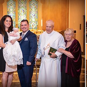 Gia's Baptism