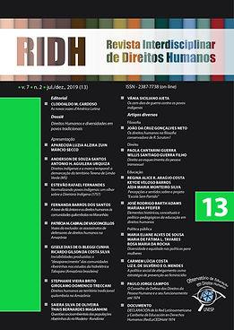 Capa RIDH 13.jpg