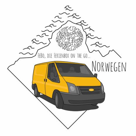 FeBo on the go: Norwegen