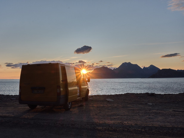 FeBo unterwegs in Norwegen