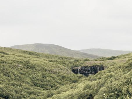 Wasserfallrunde im Skaftafell Nationalpark