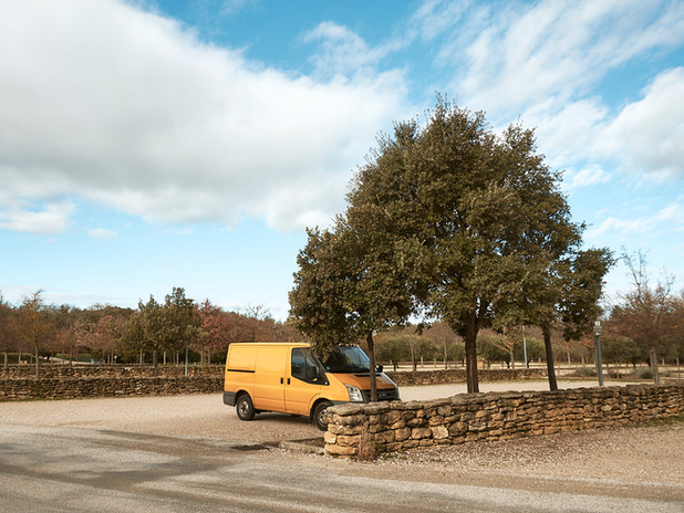 FeBo am Pont du Gard