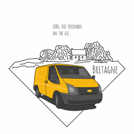 FeBo on the go: Bretagne