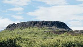 Eldborg - Eine Wanderung zum Vulkankrater