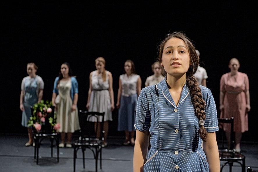 Ausflug der toten Mädchen - Staatstheater Mainz by natalie krautkraemer