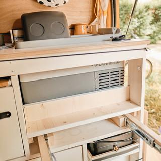 Küchenoptimierung - neuer Auszug
