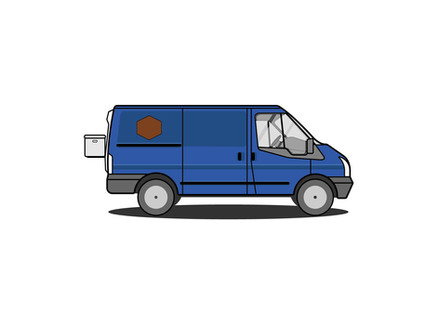 All you need is a Van 01