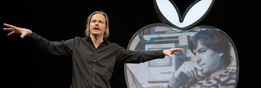 Die Agonie & die Ekstase des Steve Jobs