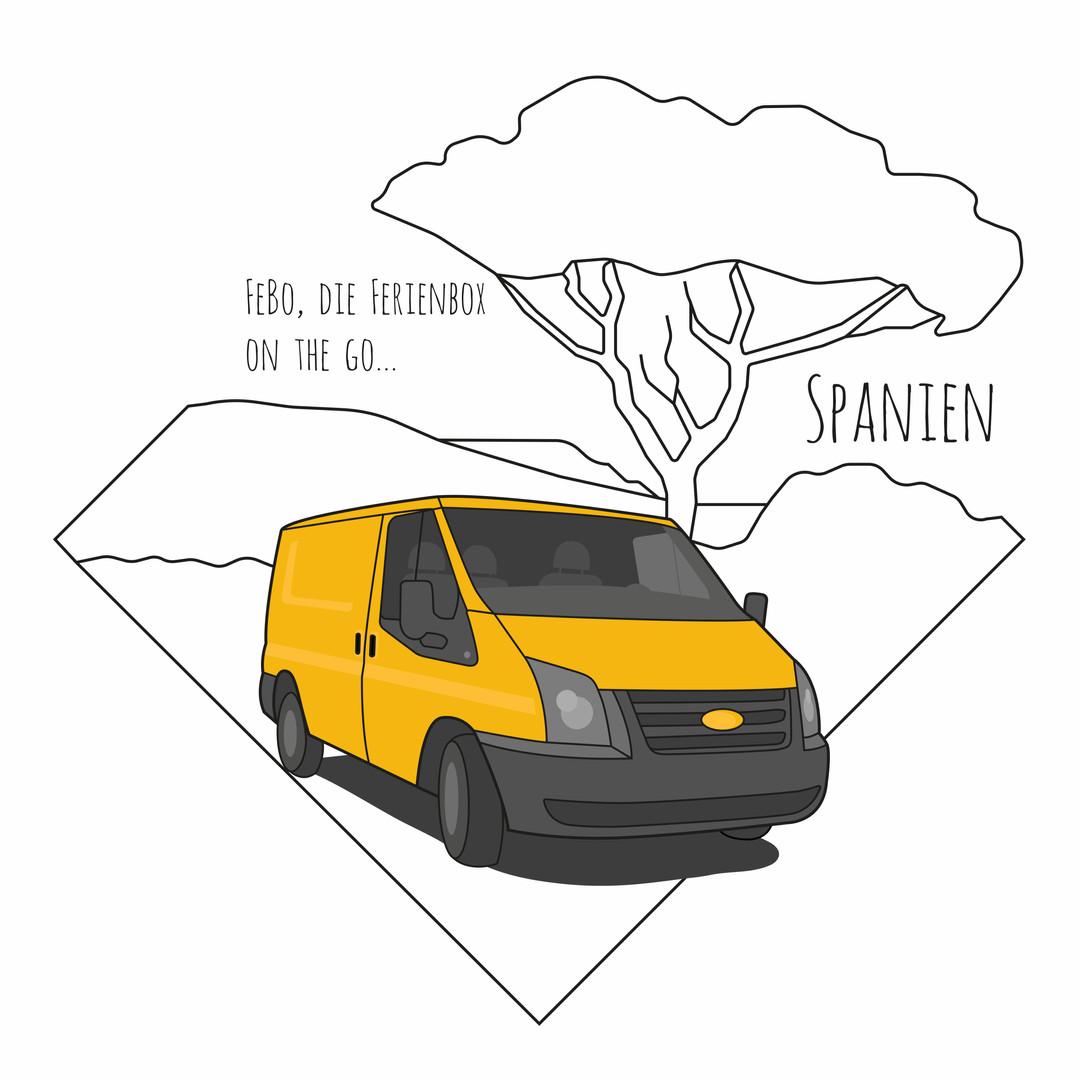 FeBo on the go: Spanien