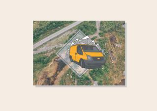Postkarte FeBo, die Ferienbox