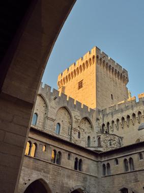 Im Papstpalast