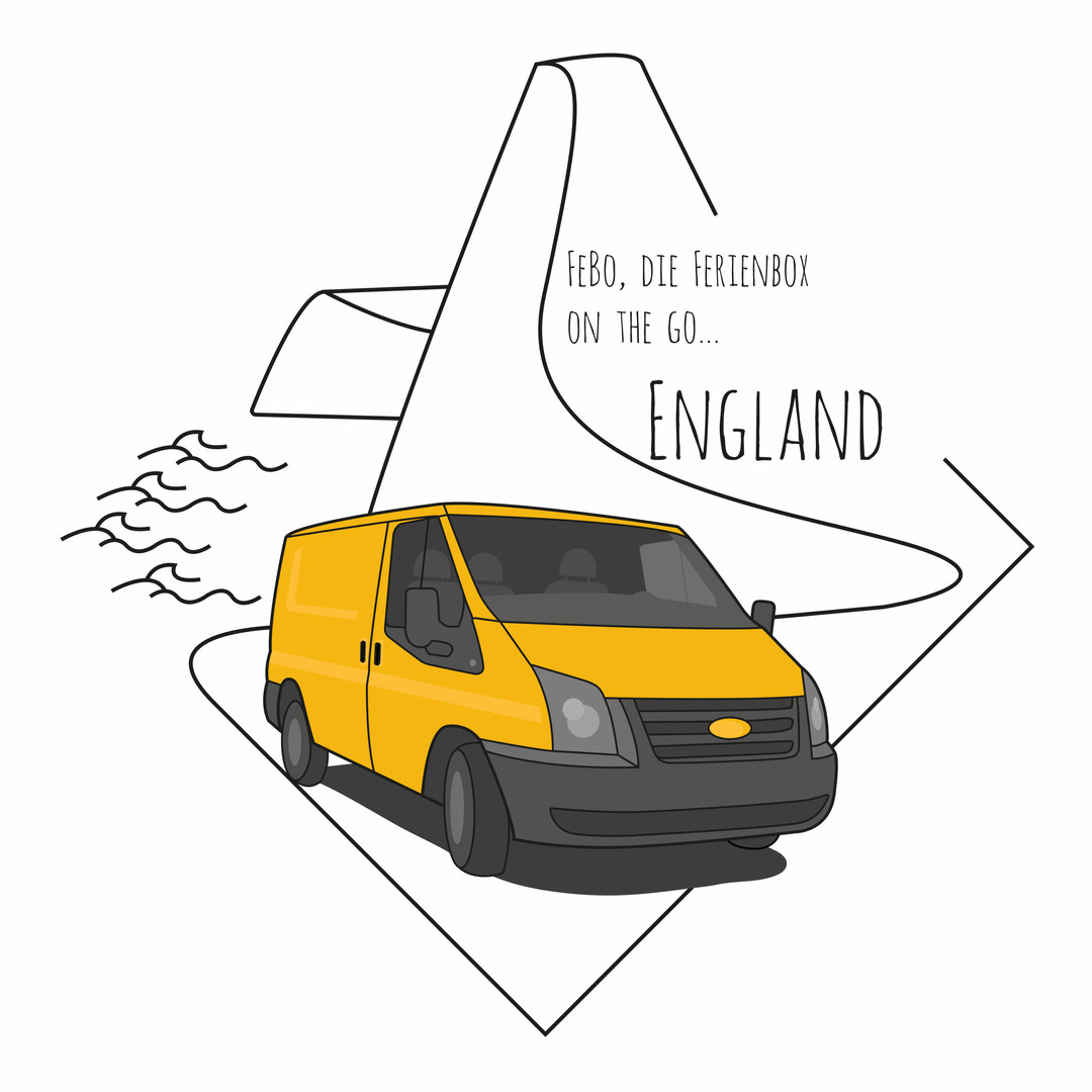 FeBo on the go: England