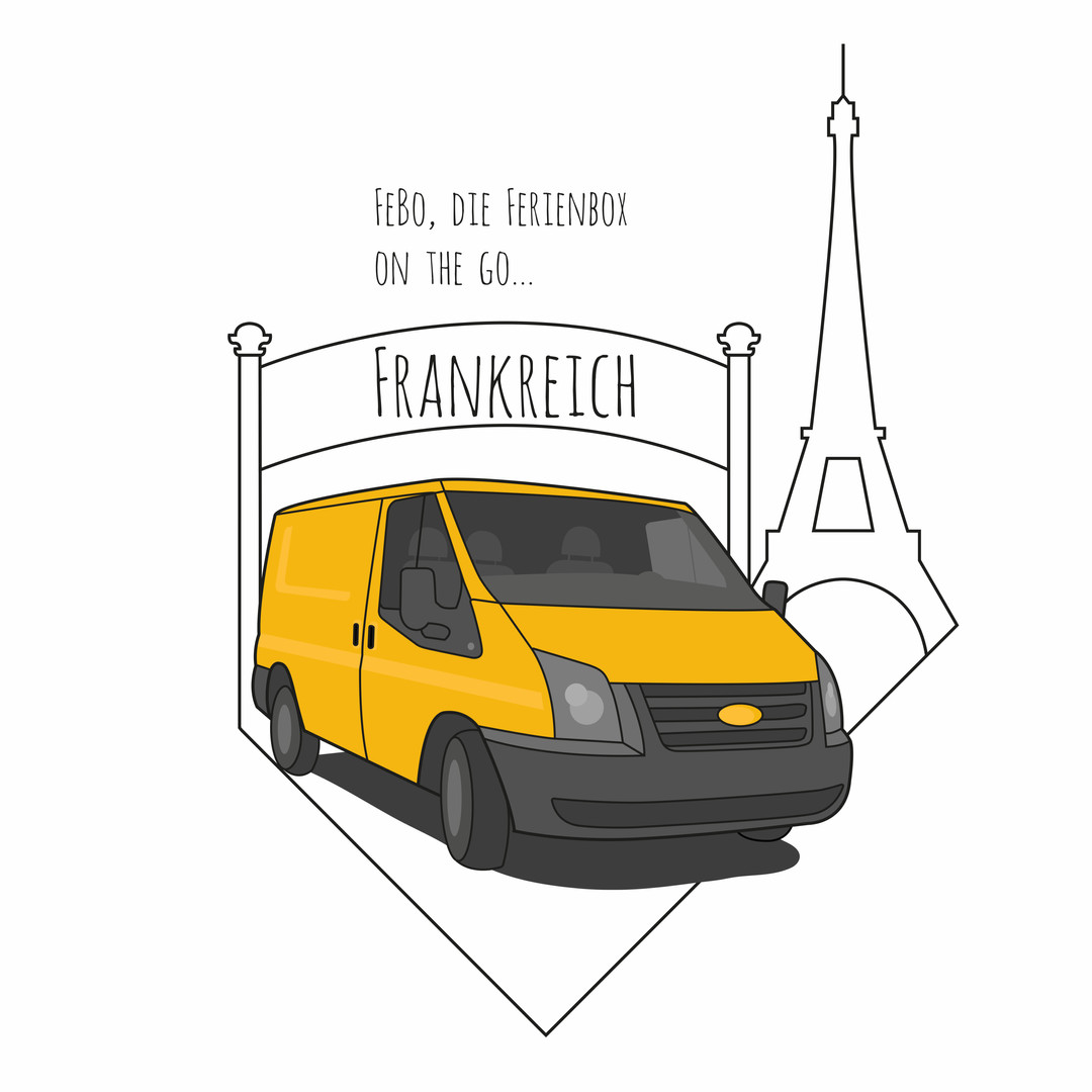FeBo on the go: Frankreich