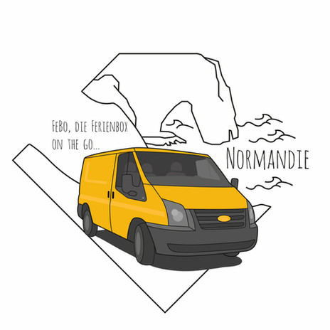 FeBo on the go: Normandie
