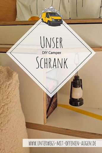 Cover Blogbeitrag Schrank im Camper