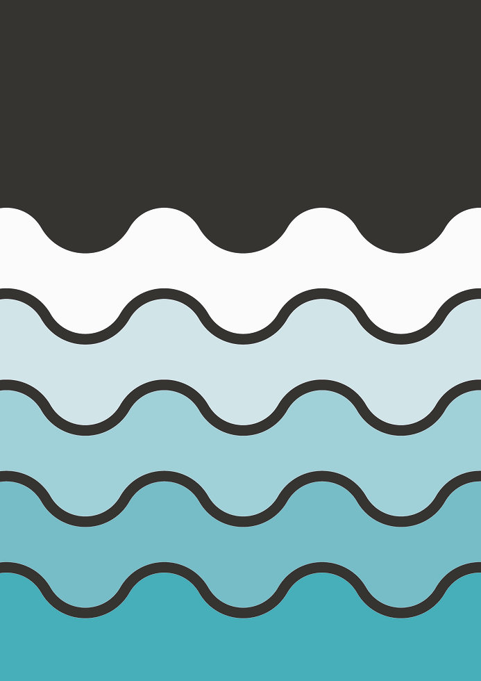 Titelbild Design - inspired by nature - island by natalie krautkraemer
