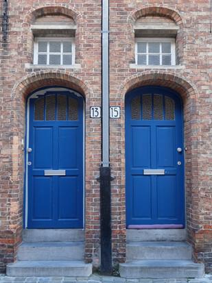 Türen von Brügge