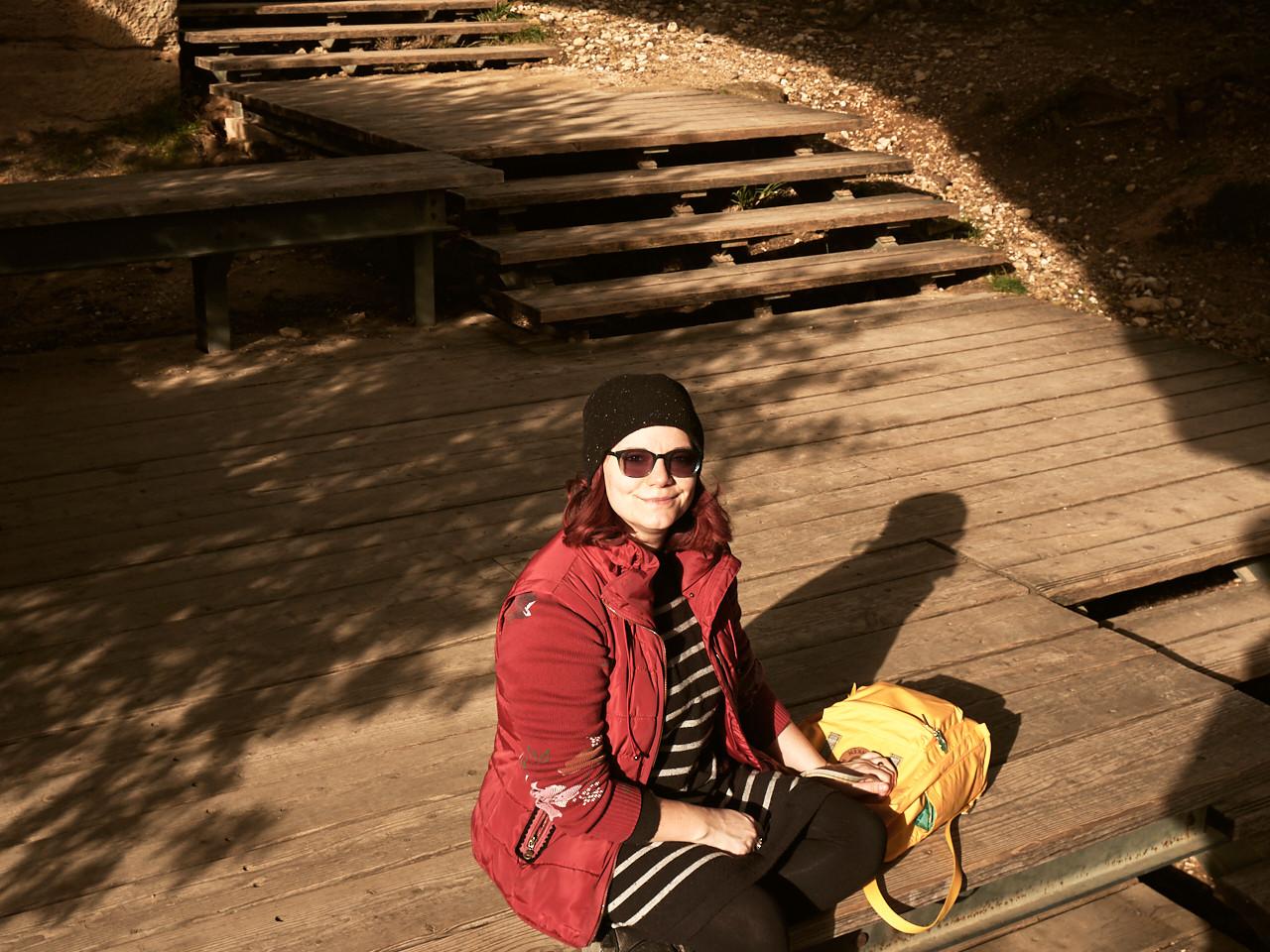Nata am Pont du Gard