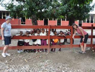 Trinity Lutheran Mission Team in Haiti